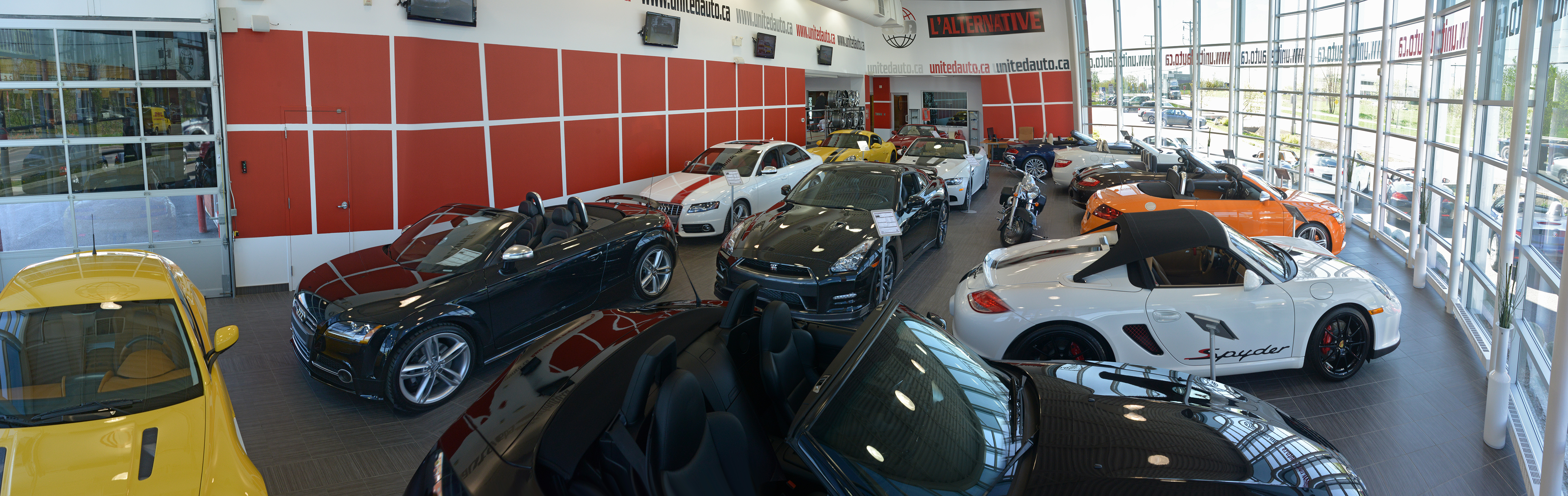 United Auto USA – Worldwide Specialists in Sales of Quality Vehicles ...